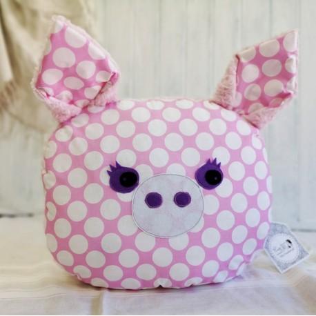 Poduszka Świnka