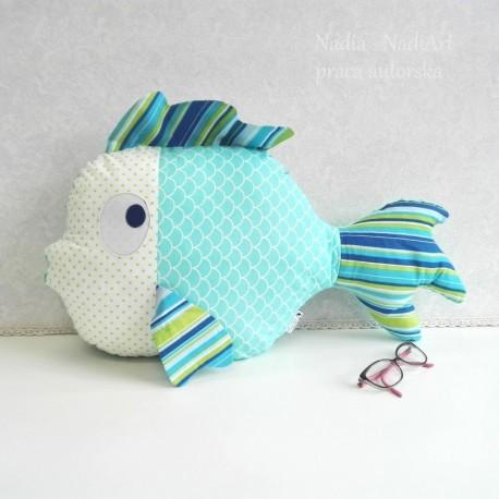 Poduszka Duża Ryba 1
