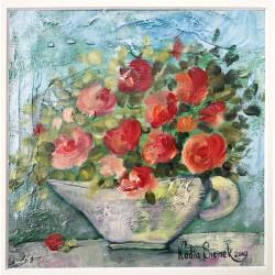 Bukiecik róż 5