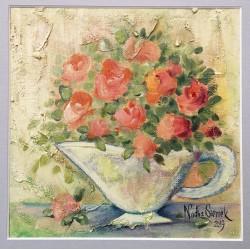Bukiecik róż 6